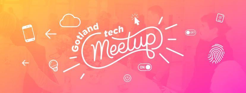 Tech Meetup Gotland