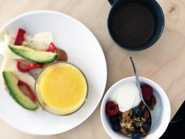 SPG Summit frukost