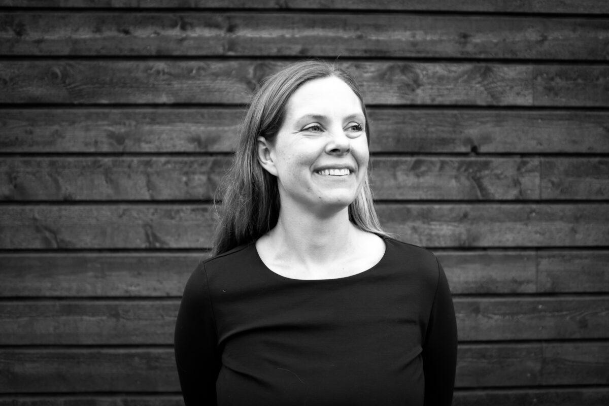 Karin Falkemo, VD på Grani