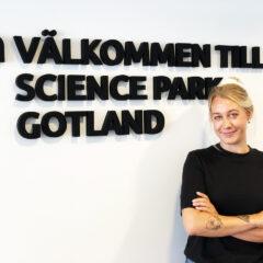 Alma Jönsson ny som Communityansvarig på Science Park Gotland